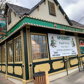 McGuire's, Million $ Pub!