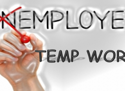 7 Benefits of Getting a Temporary Job After the Military!