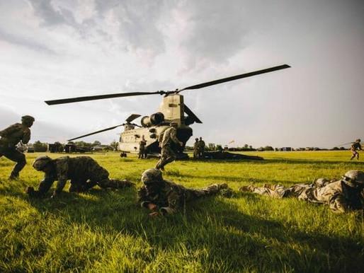 Military Soft-Skills?   Oxymoron?
