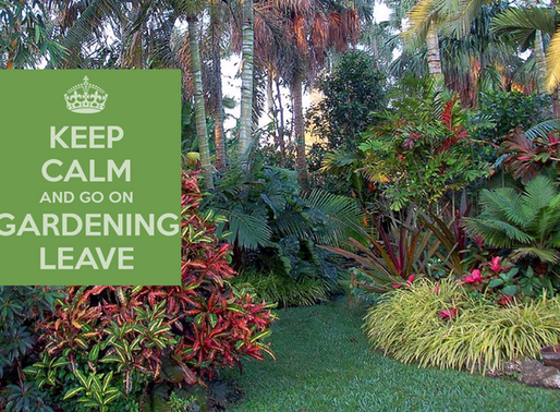 Gardening Leave?