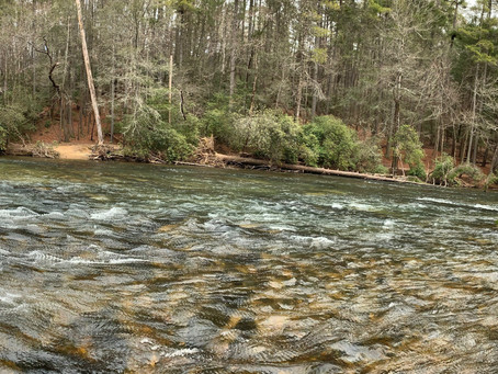 Relaxation in the North Georgia Mountains