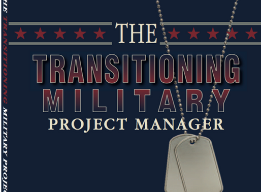 You, Project Management, and Your Military Experience!