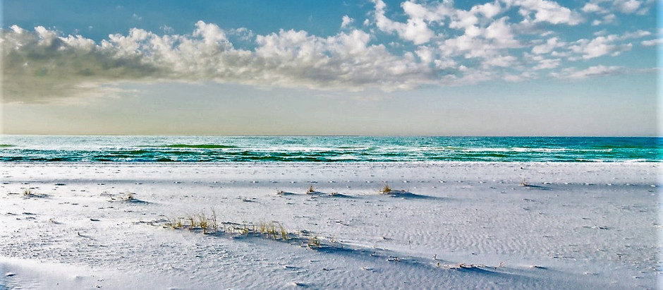 Pensacola Beach in the Winter?