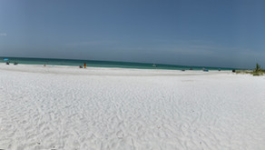 Toes in the Sand, at the Sandbar!