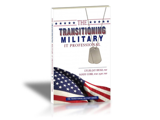 IT - An Option to Consider During Your Military Transition
