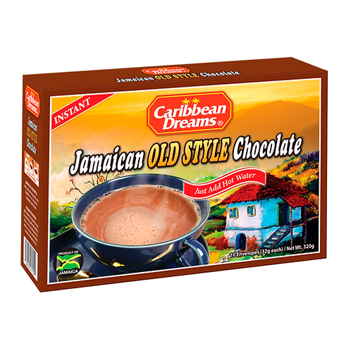 Caribbean Dreams Tea - Jamaican Old style Chocolate