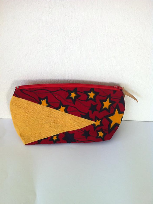 African Youth Apparel - Clutch bag - Red Star