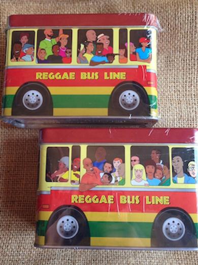 JJ GOODIES - Caribbean Herbal Teas - Reggae Bus Line