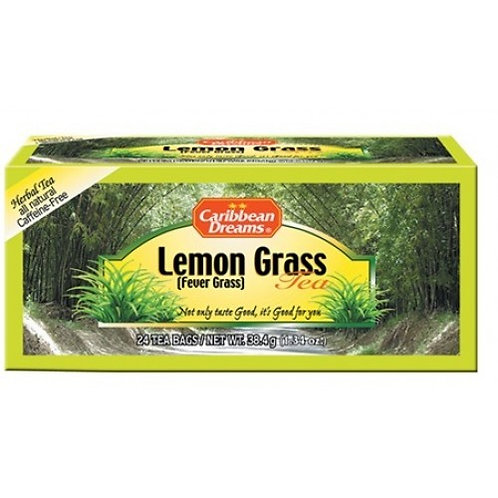 Caribbean Dreams Lemon Grass (Fever Grass) tea