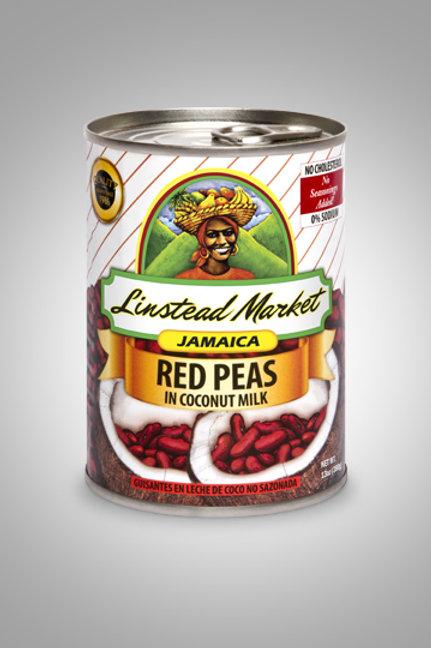Linstead Market - Red Peas in coconut milk