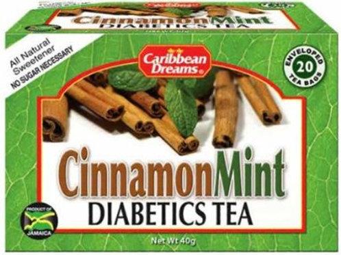 Caribbean Dreams Tea - CinnamonMint