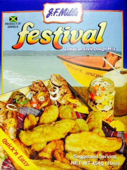 JFMills - Festival Mix 454g