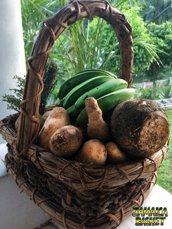 Jamaica Basket food