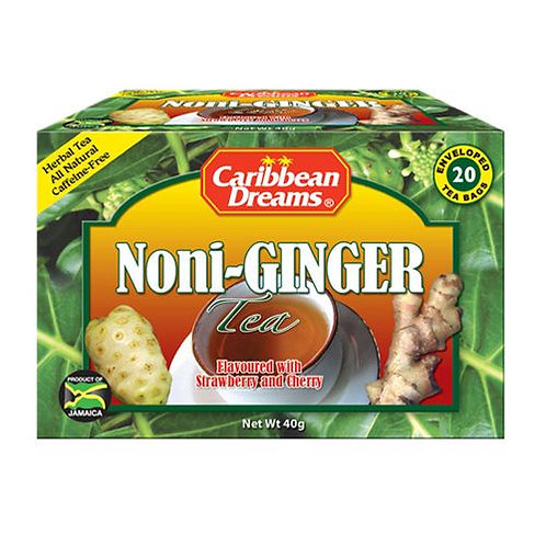 Caribbean Dreams Tea - Noni Ginger