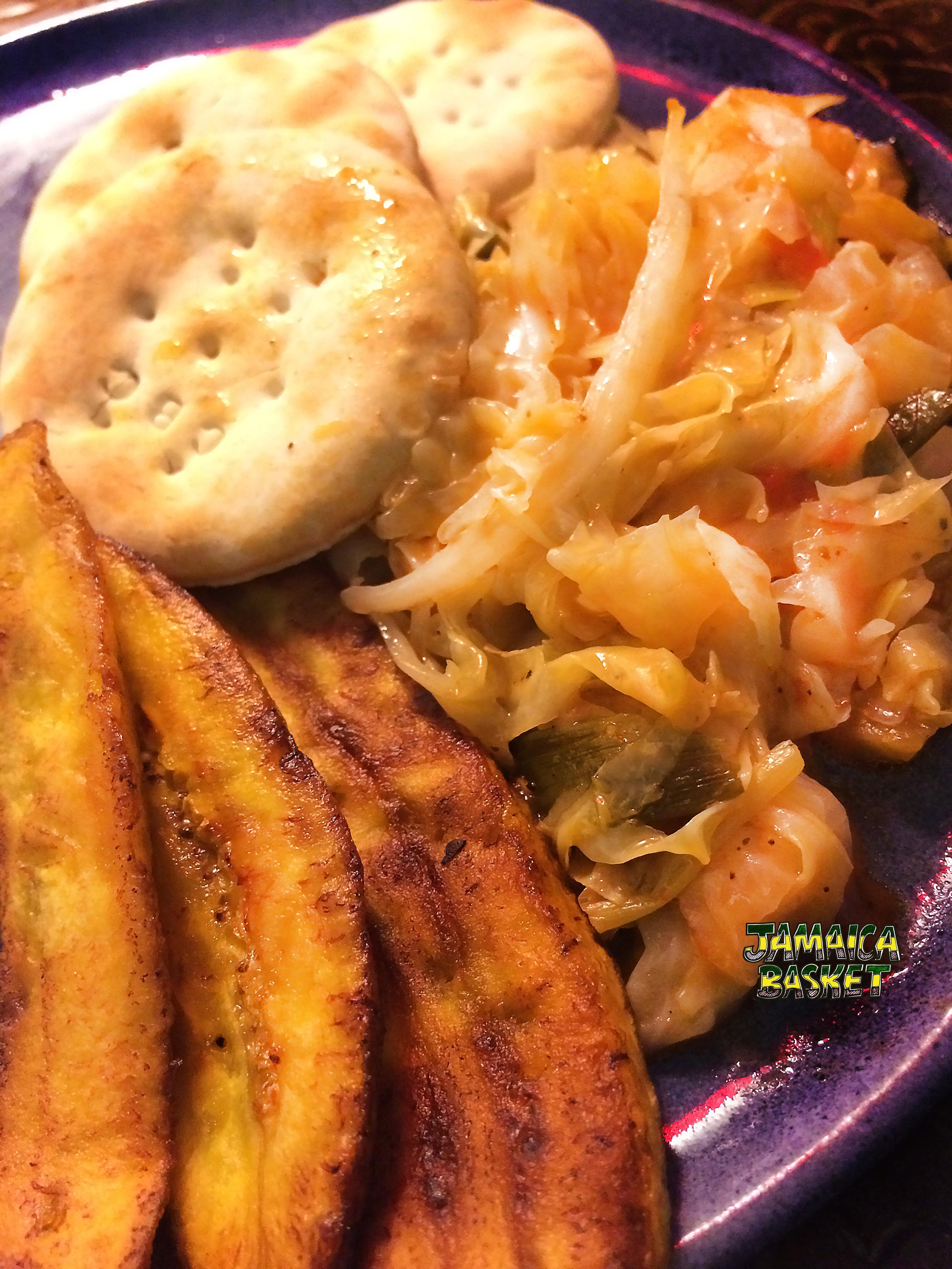 Jamaica Basket cabbage plantian
