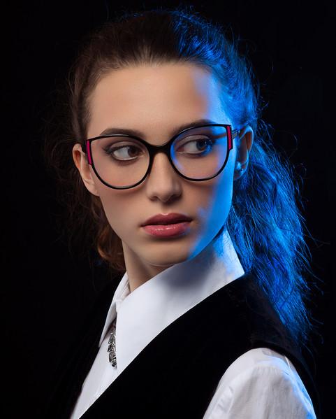Caron Eyewear - Stay Wild - Black - LOW