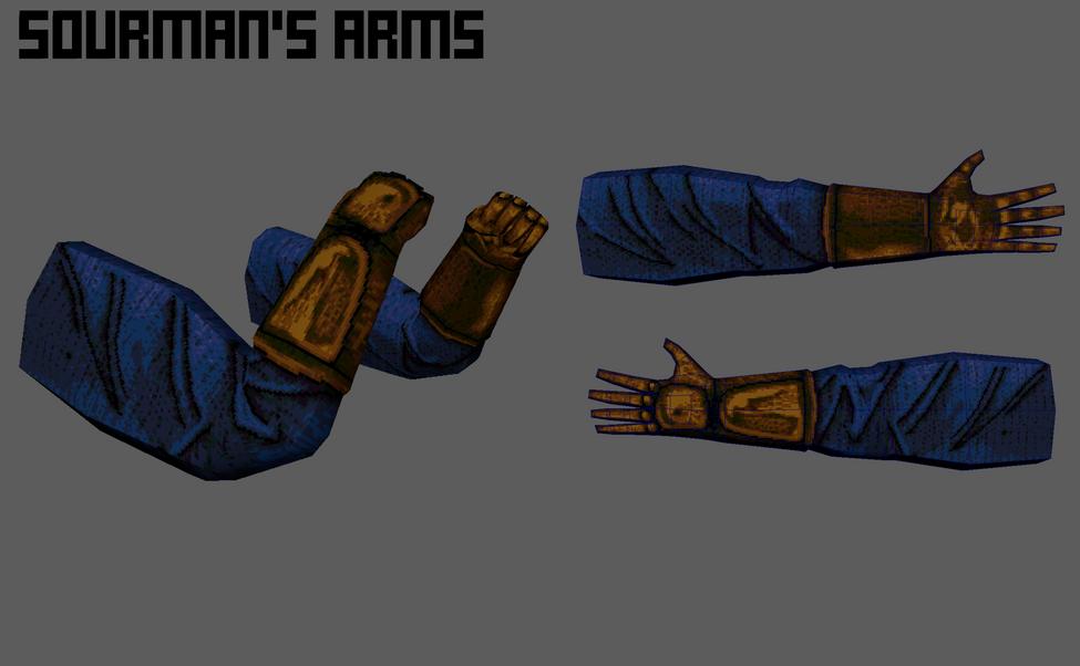 SOURMAN'S ARMS