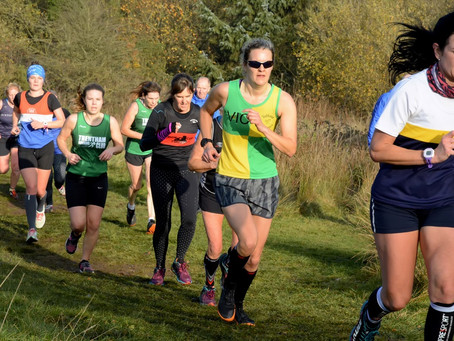 Park Hall Proves A Test For Harriers