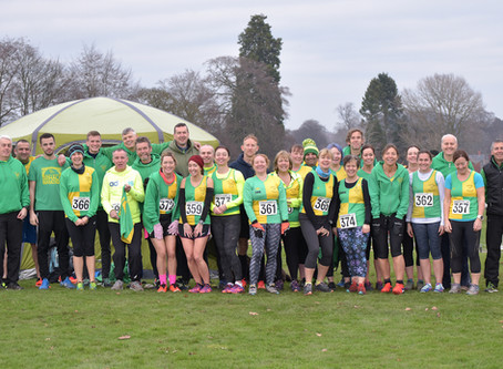 Shropshire Counties XC reports