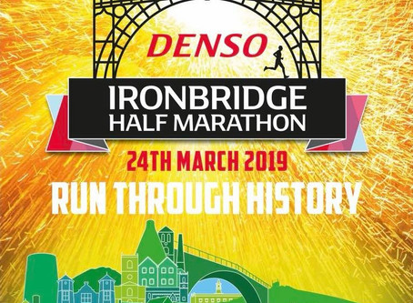 2019 Ironbridge Half Marathon Open