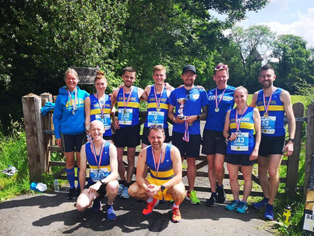 County Runners Top the Bill
