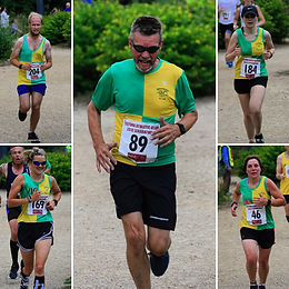 Run with Telford Harriers