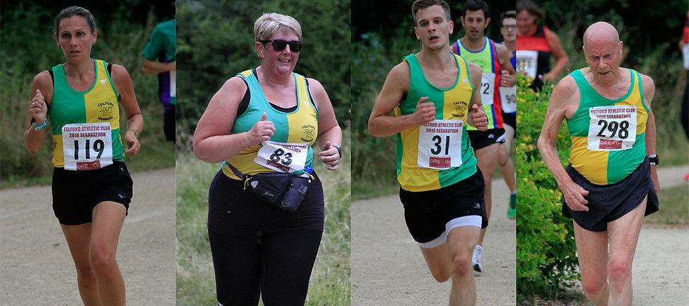 Telford Harriers Running Club