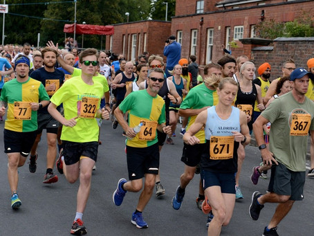 Harriers Own Wolves Half and 10k