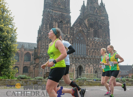 Marathon Season Gets Underway!