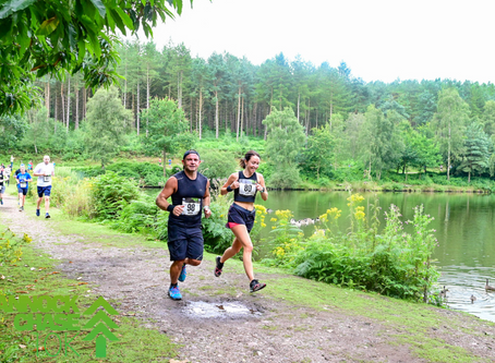 Trails, Wales and Parkruns