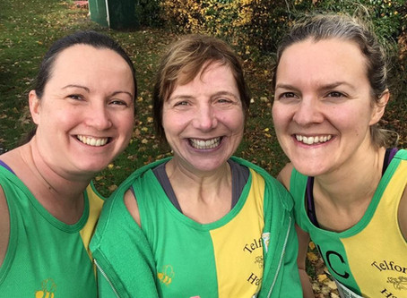 Parkrun Takes Priority for Harriers