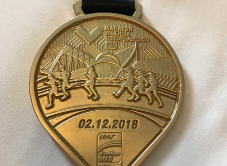 Harriers Take On Valencia Marathon