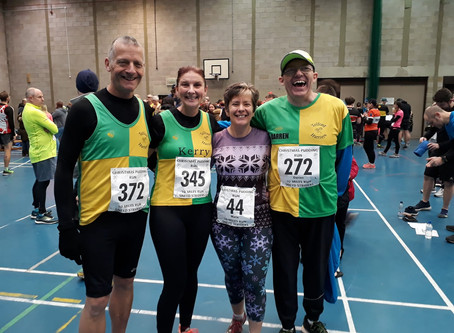 Local Race Proves Popular