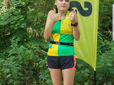 Stacey Smashes First Ultra!