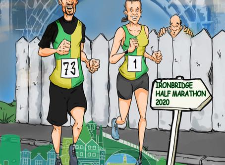 Ironbridge Half Marathon Rescheduled Date Announced
