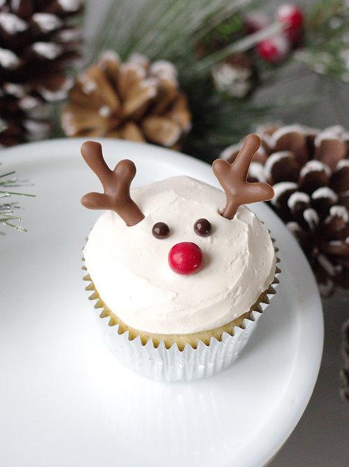 Rudolph Cupcake Kit