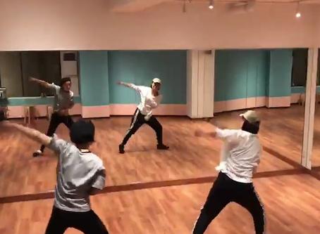 K-popダンスWS開催〜‼️
