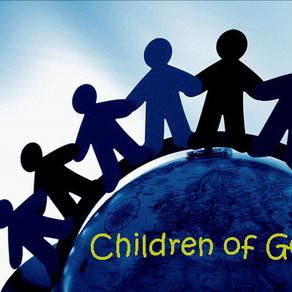 당신은 주님이 기뻐하시는 하나님의 자녀입니다