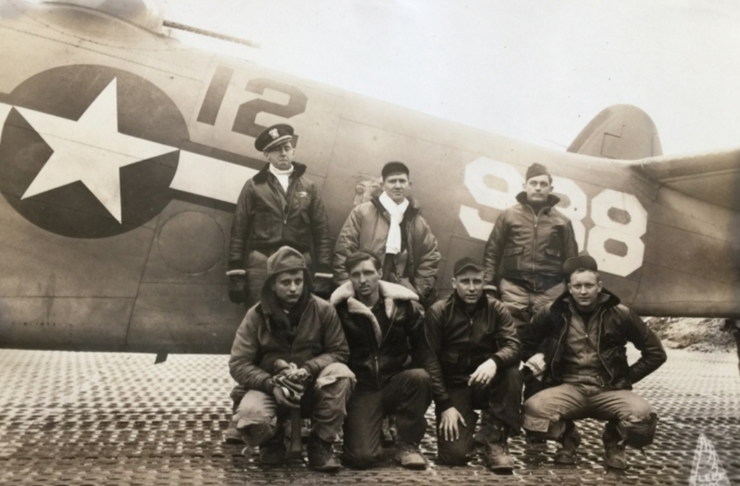12V 48938 Jack English and crew