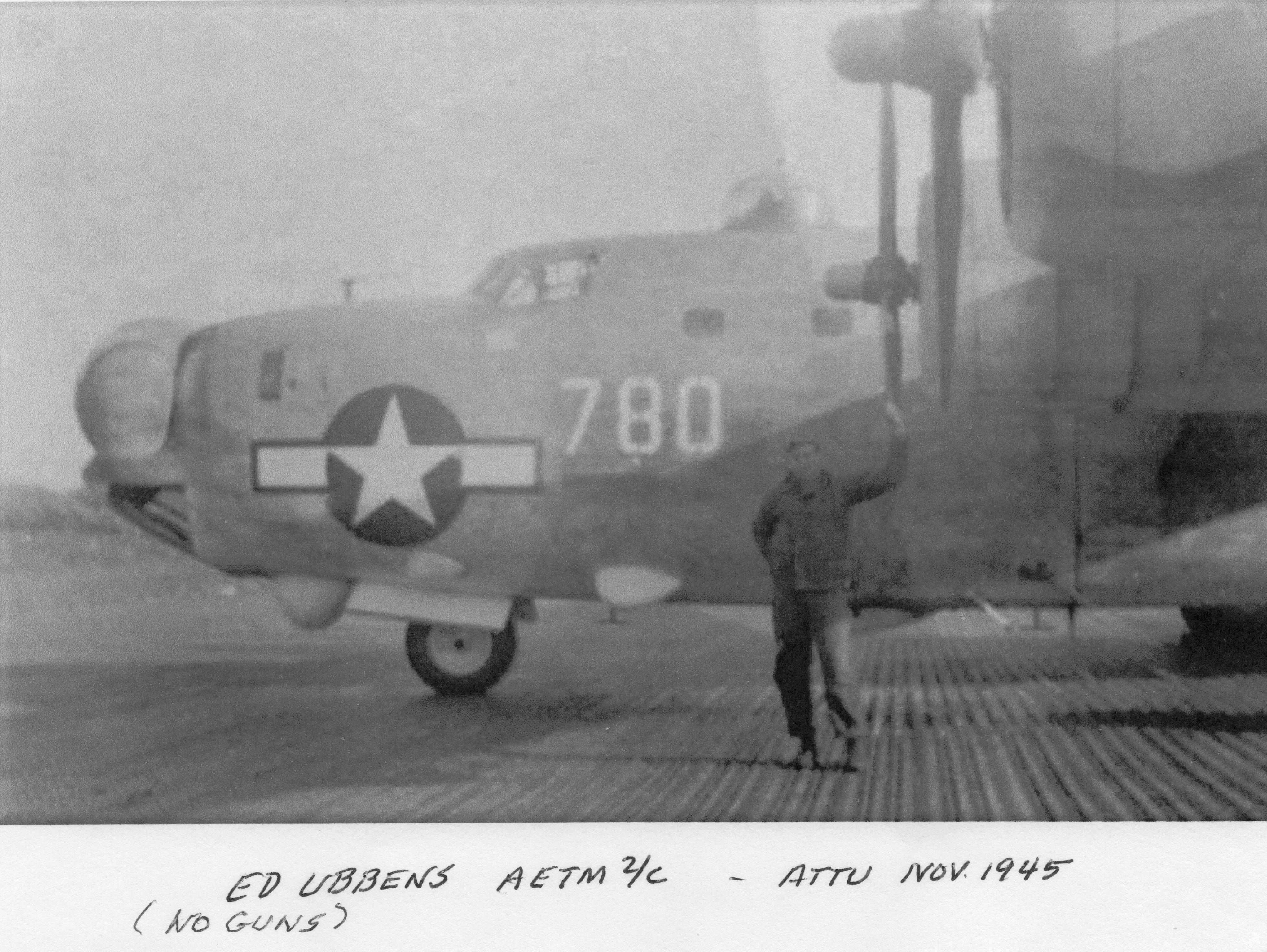 59780 69V Attu Nov 1945