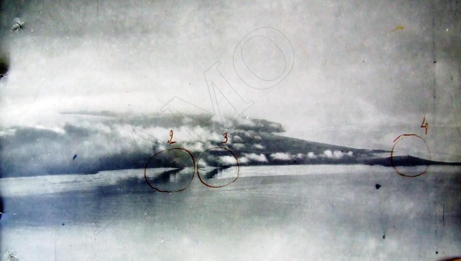 Пляж Такеда, 18 августа 1945.
