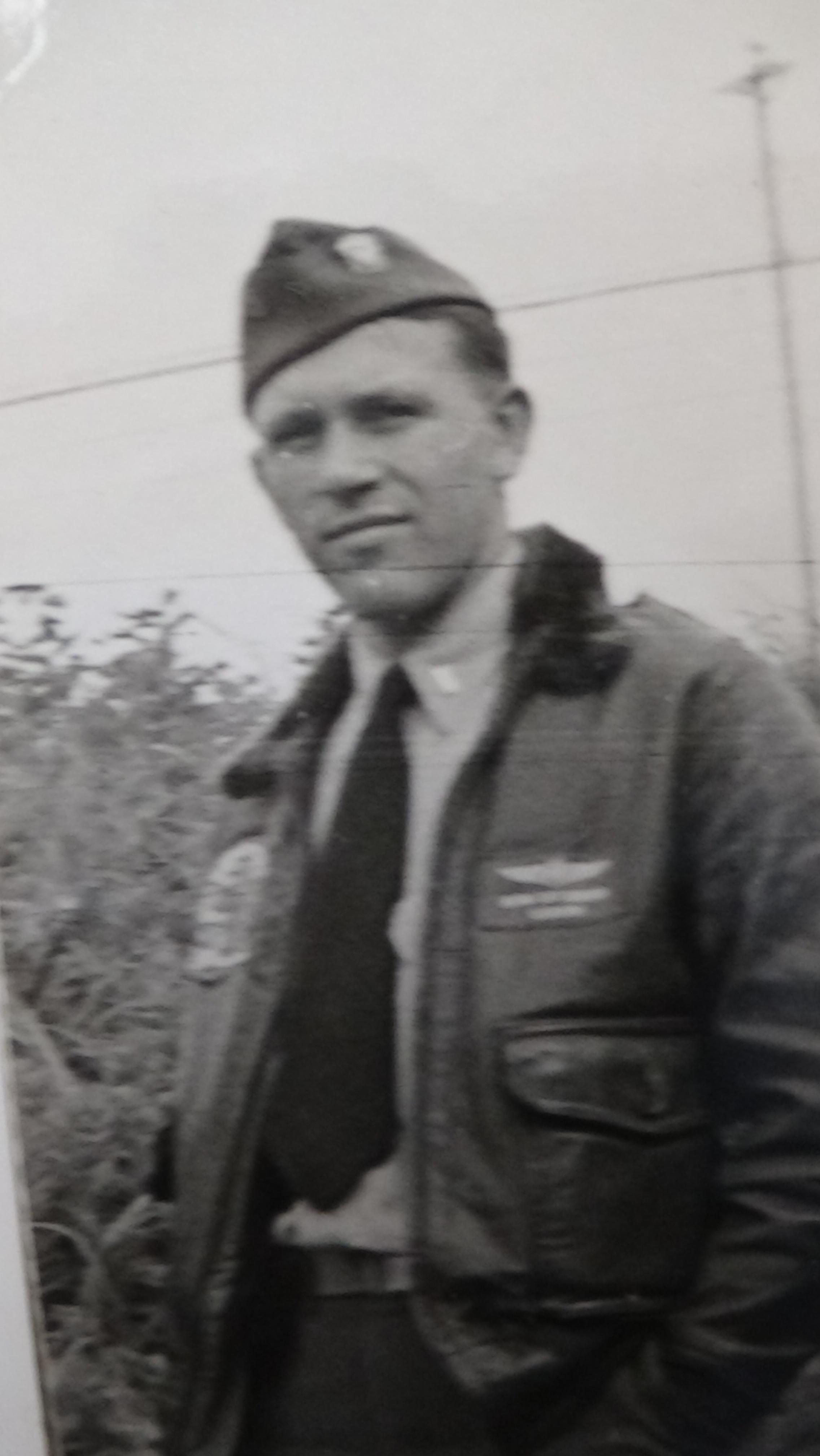 Don Stobbs, navigator