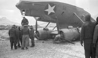 VP-43 PBY 25V damaged Dutch Harbor Nov 1943