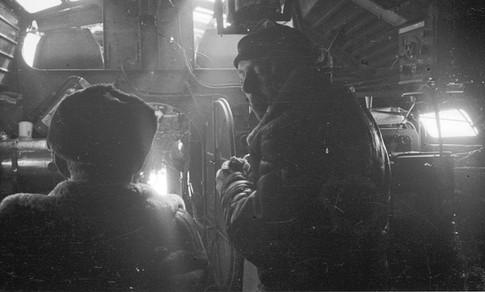 VP-43 Inside the PBY