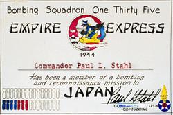 VPB-135 ID card