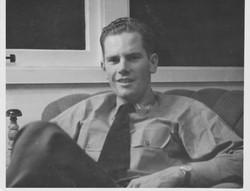 VPB-135 Tom Macleod, Mobus' copilot and Blue Fox designer