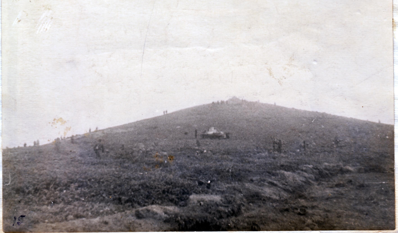 Гора Сирей, или высота 171