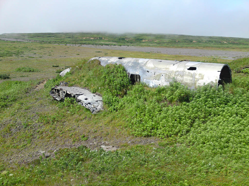 81V 49525 VPB-136, Shimushu