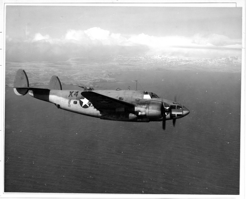 X4 1 May 1944 Adak