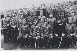Японские офицеры, Шумшу